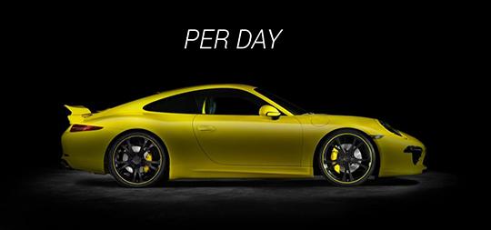 rent a car per day